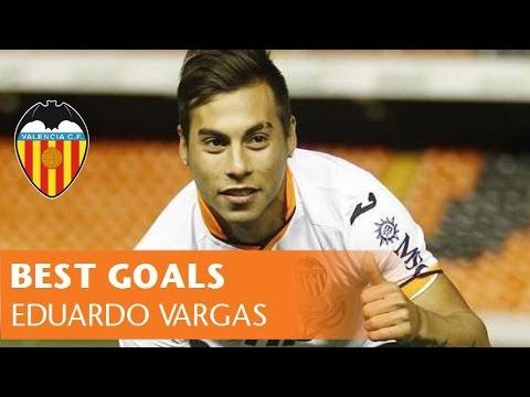 Los mejores goles de Eduardo Vargas