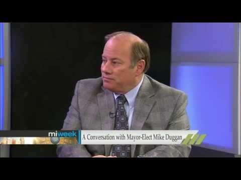 A Conversation with Mayor-elect Mike Duggan