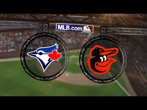 6/12/14: Gausman, Young lift O's to win vs. Blue Jays