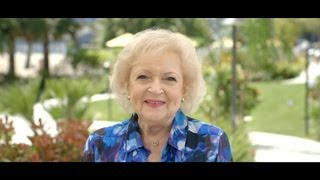 Betty White's  Old School Safety