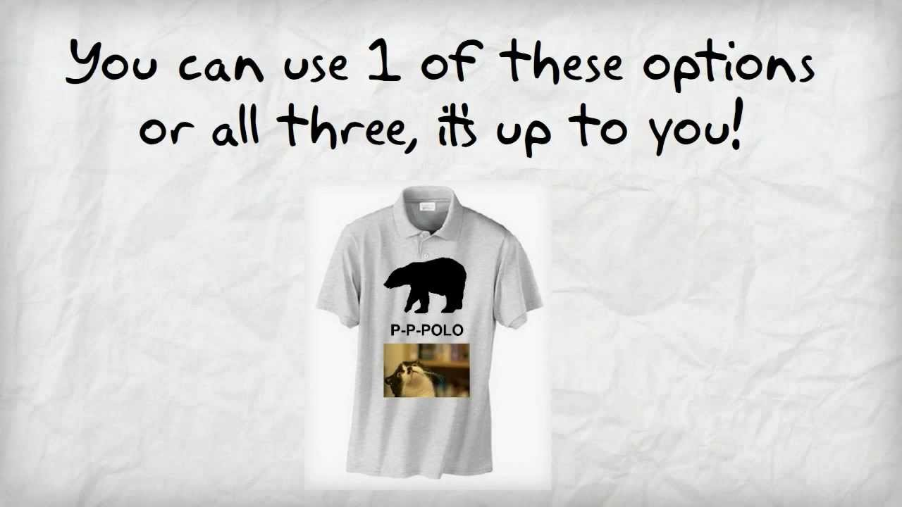 Polo Shirt Design Maker Online
