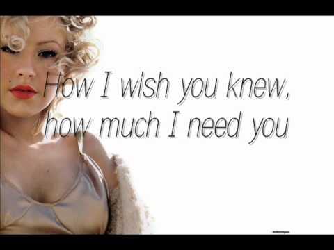 Christina Aguilera - Stronger Than Ever Lyrics | MetroLyrics
