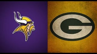 Minnesota Vikings Vs Green Bay Packers WEEK 5 NFL PREVIEW