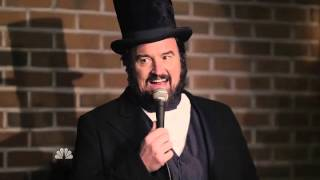 SNL: Louis CK as Lincoln