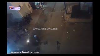 بالفيديو.. نايضة قنبول بمنطقة الرحمة فكازا..شوفو أشنو واقع |