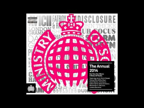 DJ Fresh vs Diplo feat. Dominique Young Unique - Earthquake (Ministry of Sound Annual 2014)