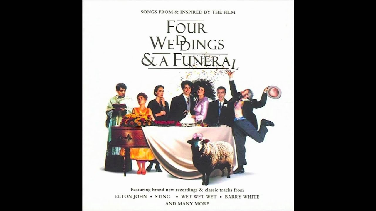 Love Is All Around - Four Weddings And A Funeral ...