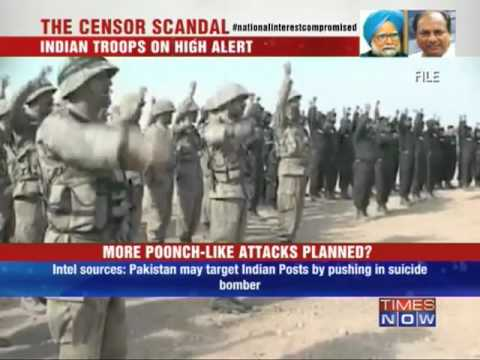 More Poonch-like attacks planned?