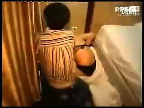 Vợ bắt quả tang chồng ngoại tình trong khách sạn