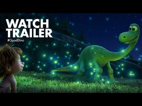 Dobrý dinosaurus - trailer na rozprávku