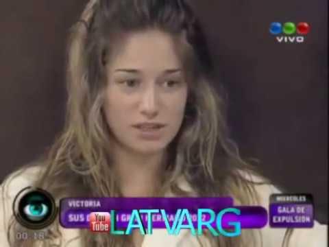 Los días de Victoria en Gran Hermano 2012 Argentina e Israel - LATVARG