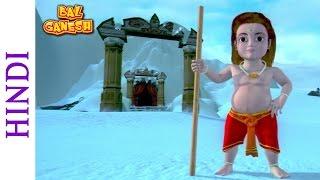 Bal Ganesh - Ganesh The Elephant Headed God - Indian Mythology stories