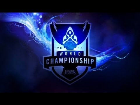 League of legends World ChampionShip Season 3 Day 1