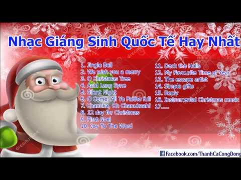 Nhạc Giáng Sinh Quốc Tế Sôi Động Và Hay Nhất - Giáng Sinh Quốc Tế hd