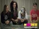MTVBuzzworthy:Tokio Hotel part 3Cockroaches and Jessica Alba