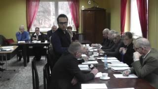 Dnia 23 lutego 2017r. w Ośrodku Kultury, Sportu i Turystyki odbyła się XXVIII Sesja Rady Miasta i Gminy W