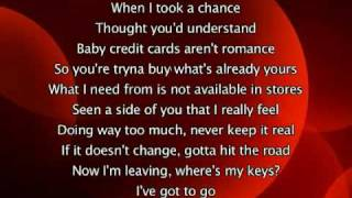 Jennifer Lopez - Love Don't Cost A Thing, Lyrics In Video view on youtube.com tube online.