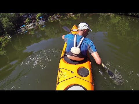 Kayak Reverse Stroke - How to Paddle Series