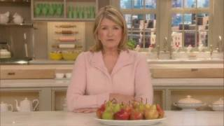 Martha Stewart on Factory Farming