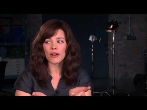 The Vow: Rachel McAdams Official On Set Interview [HD]