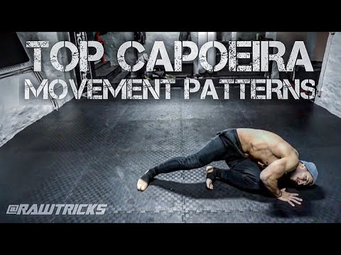 Capoeira Movement Patterns Compilation 2018