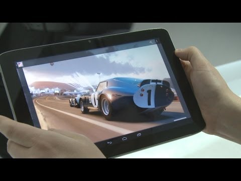 Vizio Reveals Android tablets - CES 2013