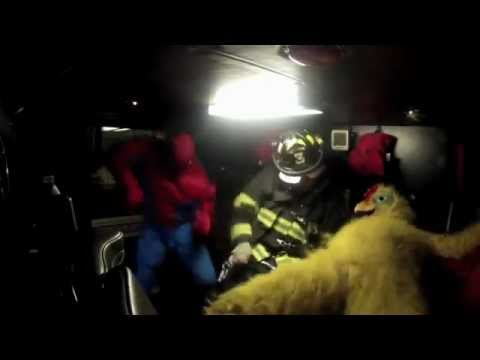 The Harlem Shake v20 Firefighter Edition
