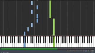 Jacob's Theme Piano Tutorial Twilight Week Day Three