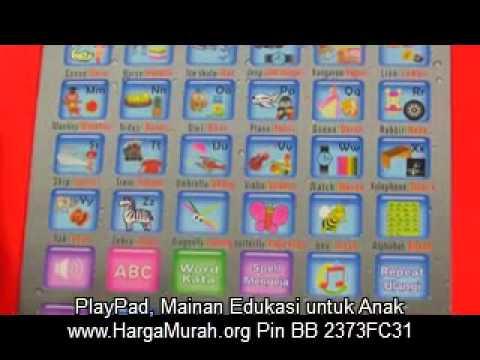PlayPad - Mainan Edukasi anak, www.HargaMurah.org