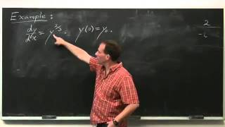 Worldwide Calculus: Separable Differential Equations