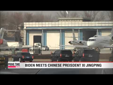 Biden meets with Chinese President Xi Jingping