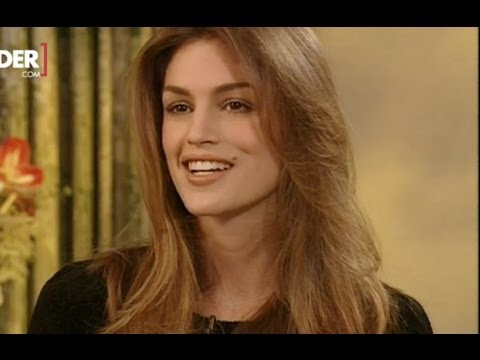 27-year-old Cindy Crawford (1993 Interview)