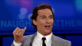 Origin of Matthew McConaughey's 'Alright, Alright, Alright'