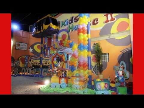 SeuEvento.Net e Kid's House ( Buffet Infantil Guarulhos, Aniversário Infantil)