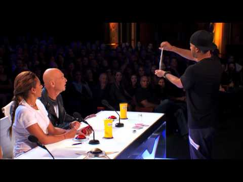 Smoothini Incroyable tour de magie - AMERICA'S GOT TALENT
