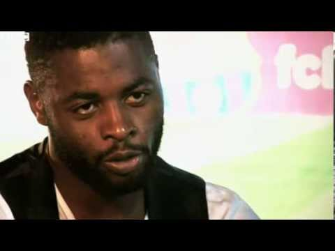 Alex Song - BBC Football Focus