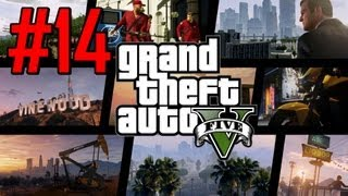 Grand Theft Auto V (GTA 5) - PS3 - Playthrough #14 [Detonado PT-BR] - AO VIVO