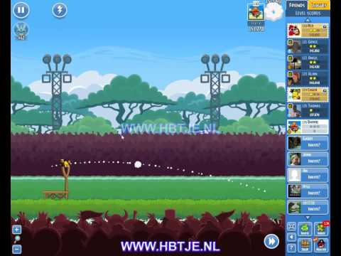 Angry Birds Friends Tournament Level 2 Week 130 (tournament 2) no power-ups