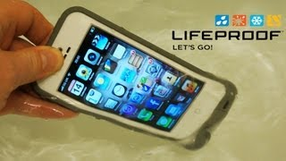 Lifeproof IPhone 5S / 5 Case Review With Water Test