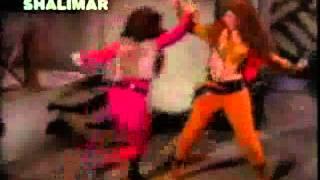 Indian Movie Catfight