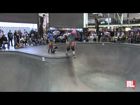 Jordyn Barratt - Vans Girls Combi Pool Classic 2013