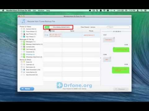 [WhatsApp Recovery] How to Recover iPhone WhatsApp from Encrypted iTunes Backup?