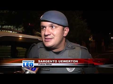 06/02/2019 - Polícia Militar prende chefe do tráfico no Bairro Henriqueta em Barretos