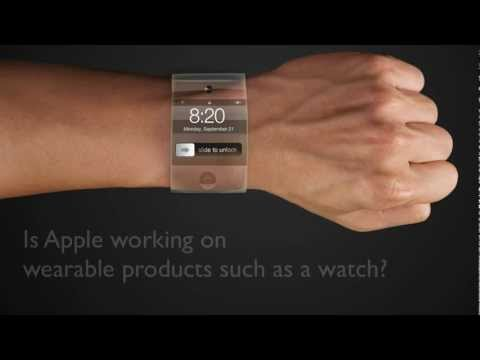 ►Wearable Apple Products Coming Soon? More Rumors on the iWatch