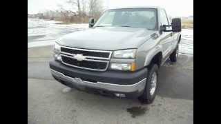 2007 Chevrolet Silverado 2500 HD Regular Cab - Wilkes-Barre PA videos