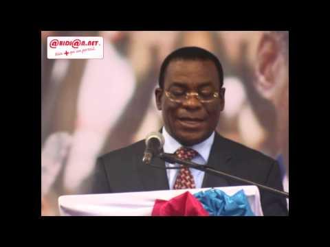 4eme congrès du fpi/Affi Nguessan: