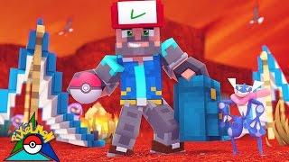 FROGURT THE GRENINJA!!!! [#7]   Minecraft: Pokémon Trinity [Pixelmon]