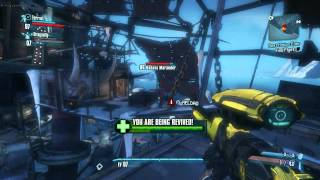Dragon Derps at Borderlands 2 Part 6: Shotgun Rain! (Co-op with Terrad and Dra9onfly)