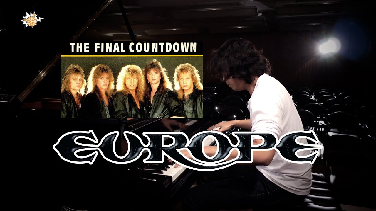 Those of you who grew up in the 1980 2019s will surely remember the hit song by the band europe with its signature synthesizer riff