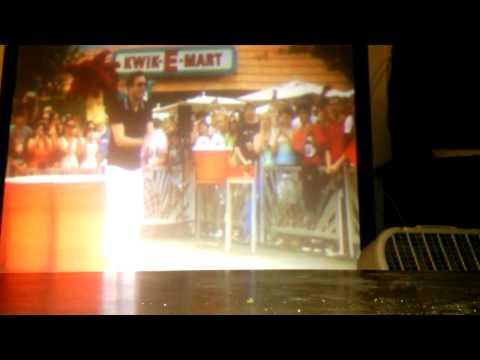 Pit Bull Jimmy Fallon throw, World cup balls,